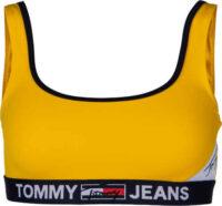 Dámsky plavkový vršok športového strihu Tommy Hilfiger